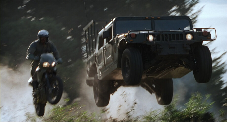 Hummer from The Lost World: Jurassic Park Being Raffled off by Georgia Firefighter