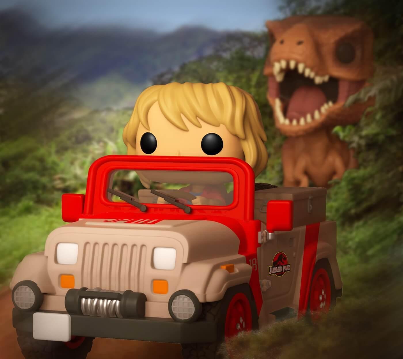 Ellie Sattler is Finally Getting a Jurassic Park Funko Pop (Kinda)!