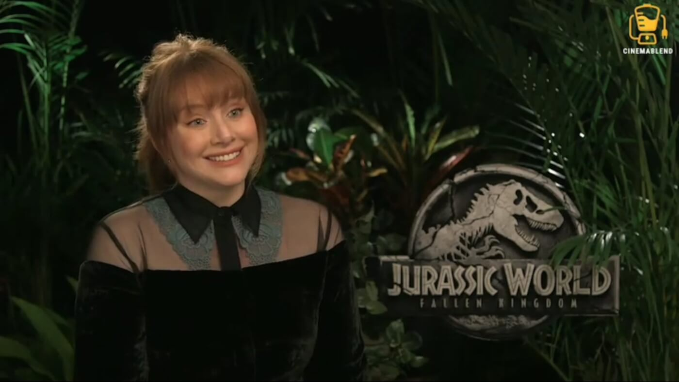 Bryce Dallas Howard Wants To See Original Characters Return in Jurassic World 3