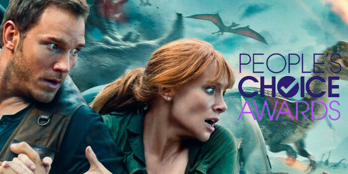 Jurassic World: Fallen Kingdom earns four People's Choice Awards Nominations