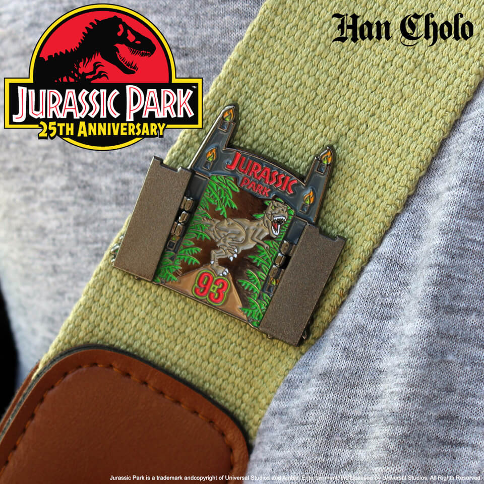 'Jurassic Park' Pin and Jewelry Coming to NYCC