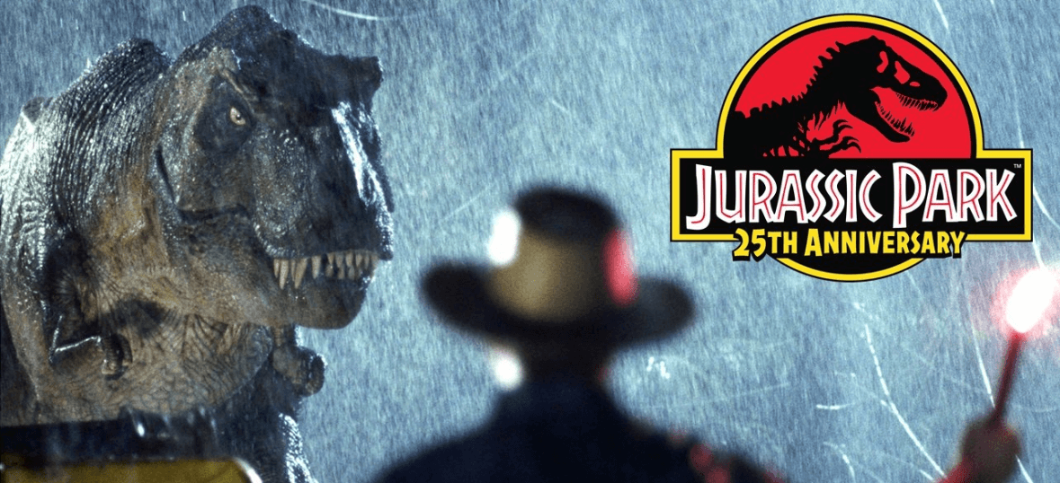 Transform Your Walls from Stark to Park with These Official Limited Edition 'Jurassic Park' Stills