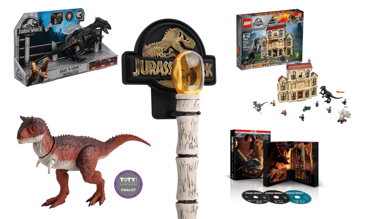The Ultimate Jurassic World 2018 Holiday Gift Guide