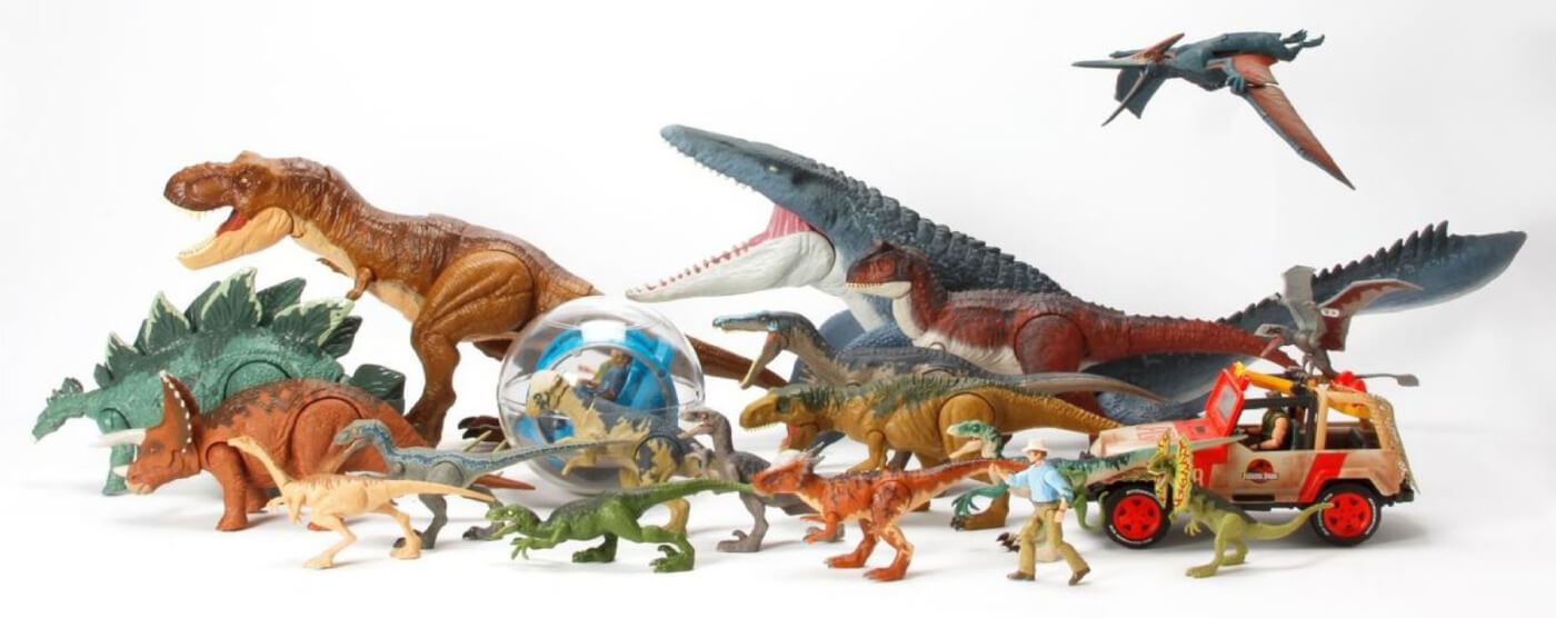 Mattel & Jurassic World Nominated For Multiple 'Toy of the Year' Awards!