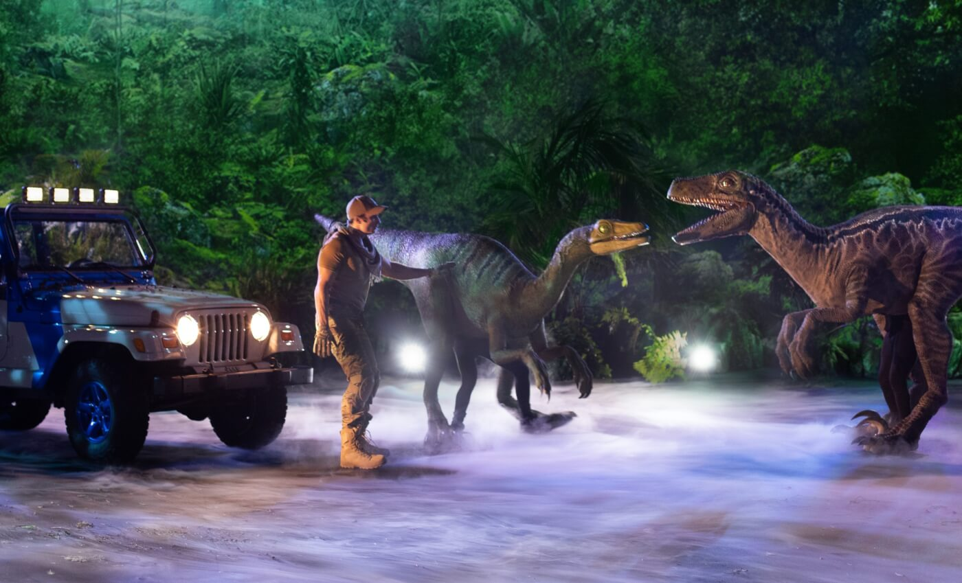 'Jurassic World: Live Tour' Locations Announced – Tickets on Sale March 26th!