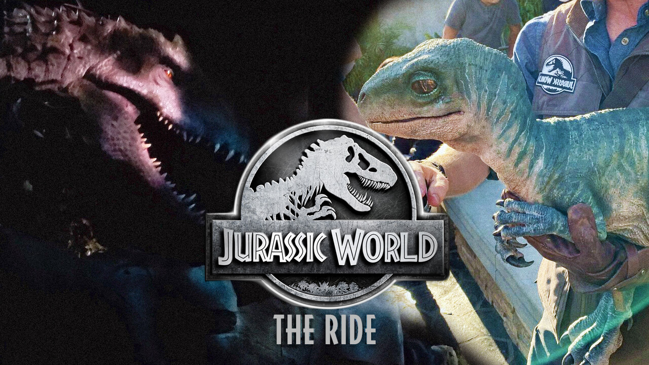 Jurassic World at Universal Studios Hollywood Revealed – Soft Opens of the Ride Begin and New Dinosaurs Debut!
