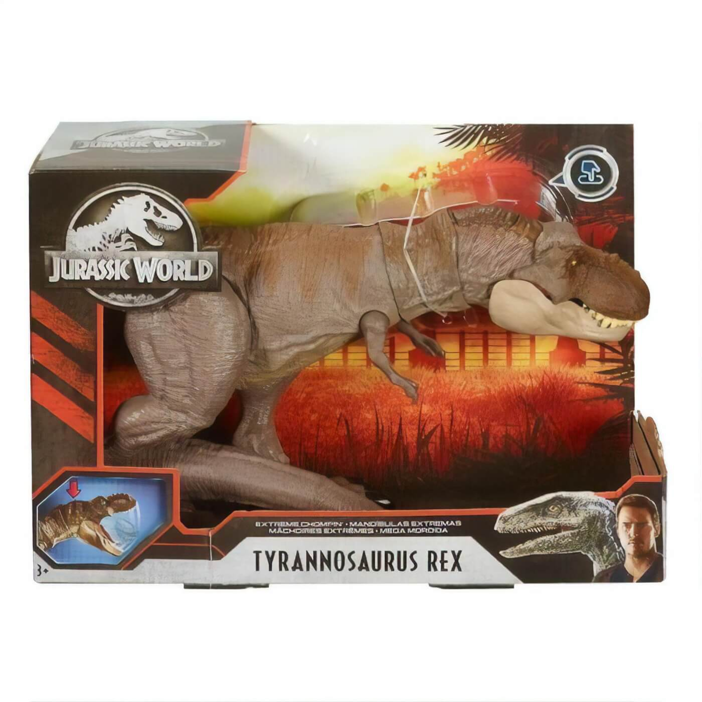 Upcoming Jurassic World Primal Attack Toys Now Available for Pre-Order at Entertainment Earth!