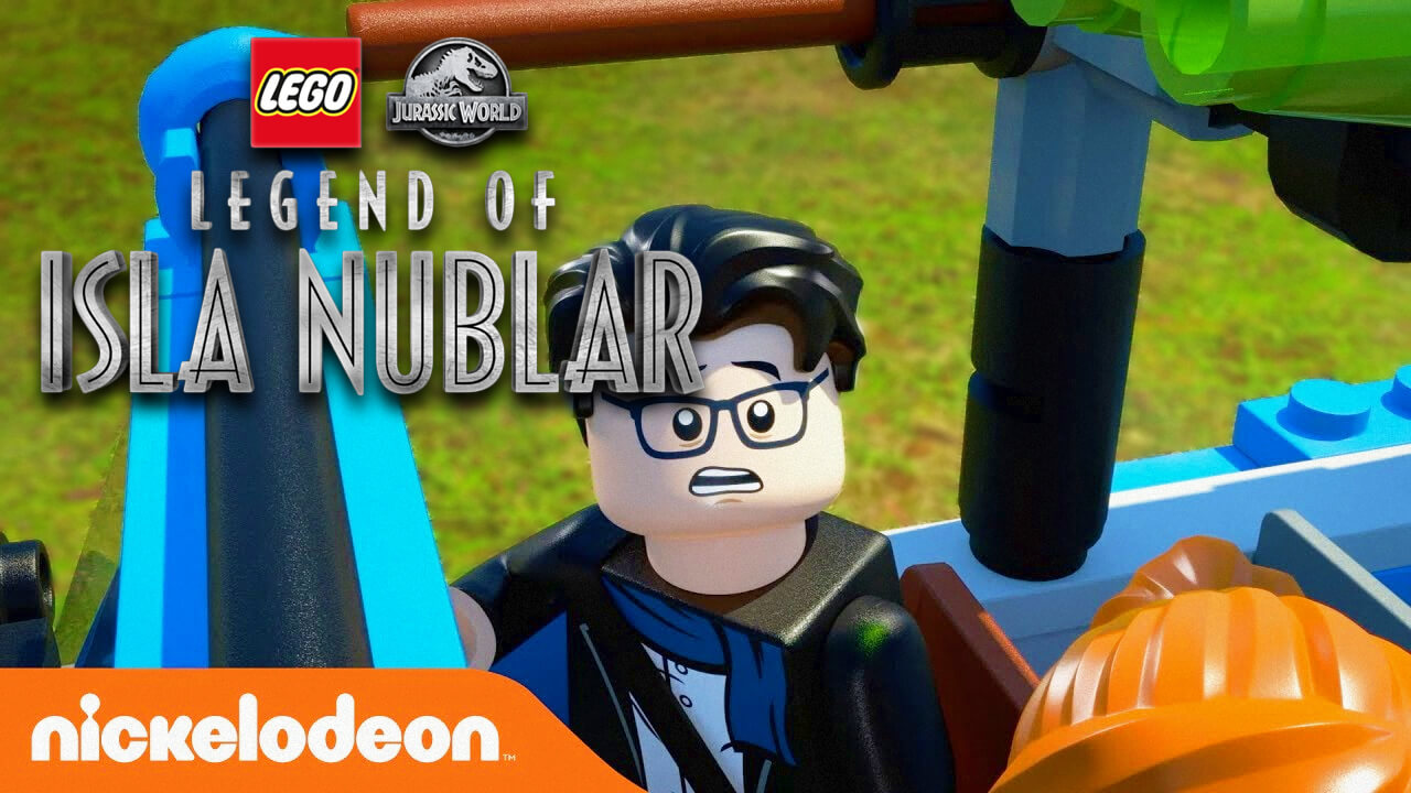 New Look at Lego Jurassic World Legend of Isla Nublar Animated Mini-Series – Debuts on Nickelodeon Sept 14!