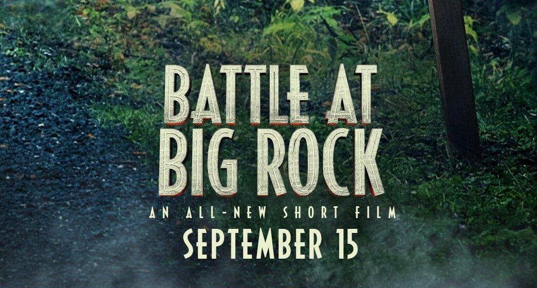 Jurassic World Short Film 'Battle at Big Rock' Debuting this Sunday on FX!