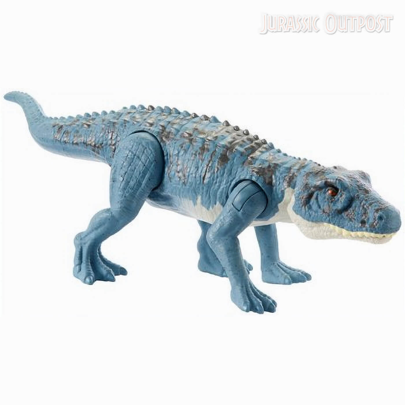 Sarcosuchus Larger-Sized Dinosaur Action Figure Jurassic World Massive Biters