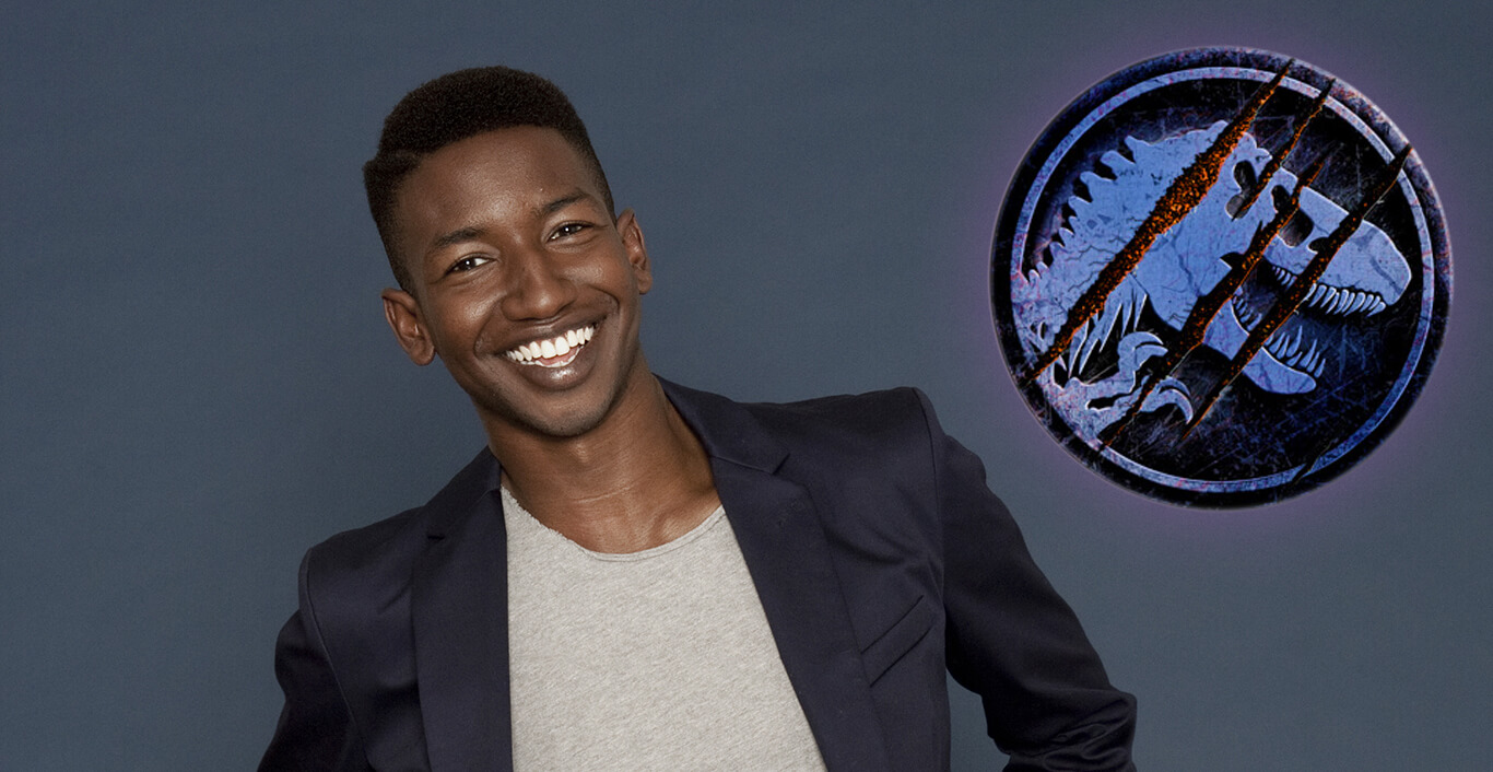 'The Get Down' Actor Mamoudou Athie Joins 'Jurassic World 3'!