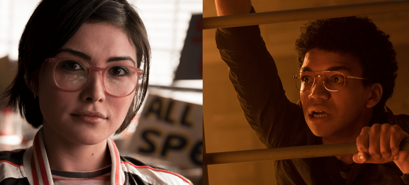 Daniella Pineda and Justice Smith to Reprise Fallen Kingdom Roles in Jurassic World 3!