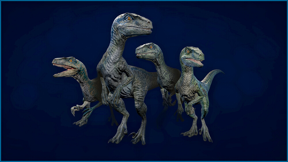 Jurassic World Evolution 'Raptor Squad' DLC Coming Tomorrow!