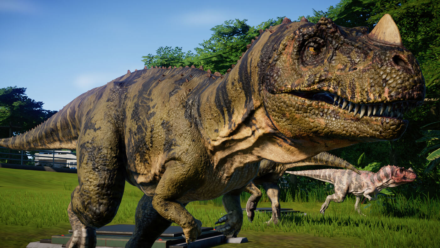 Jurassic World Evolution Joins 'Games With Gold' Lineup on Xbox for December