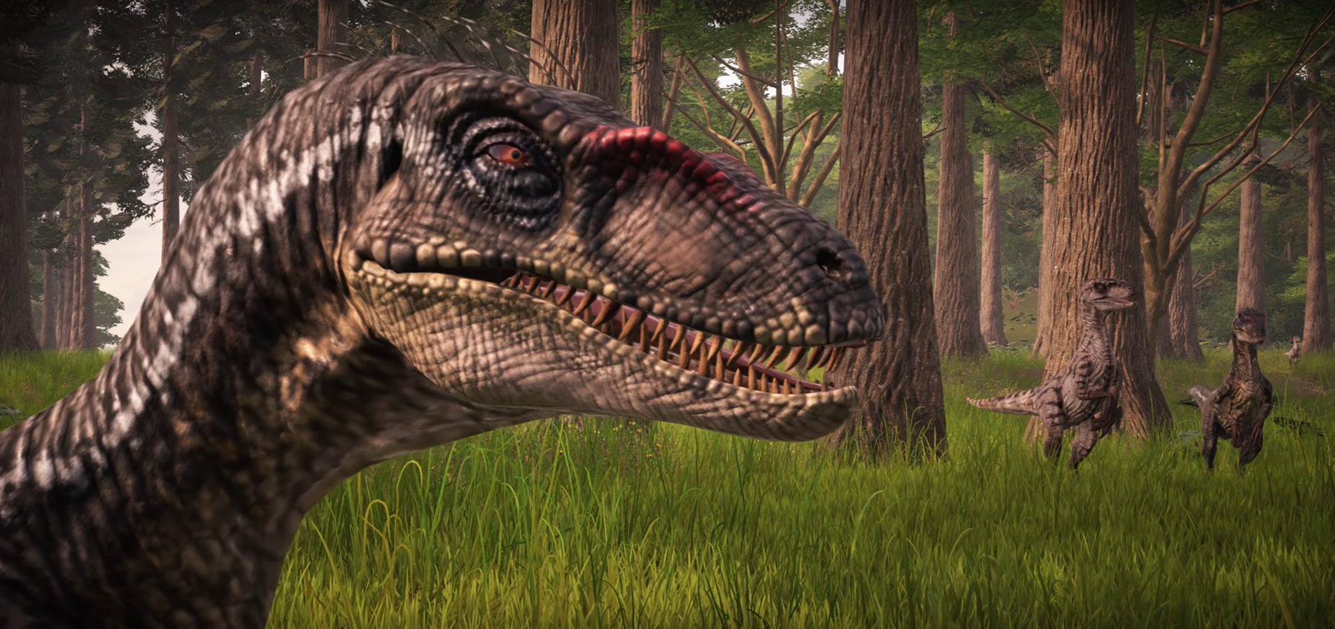 'Jurassic World Evolution: Return to Jurassic Park' Launch Trailer | Out Now!
