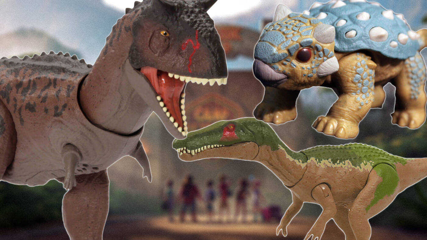 Jurassic World Camp Cretaceous is coming to Netflix in August 2020 – First Plot Details, Characters, and Dinosaurs Revealed!