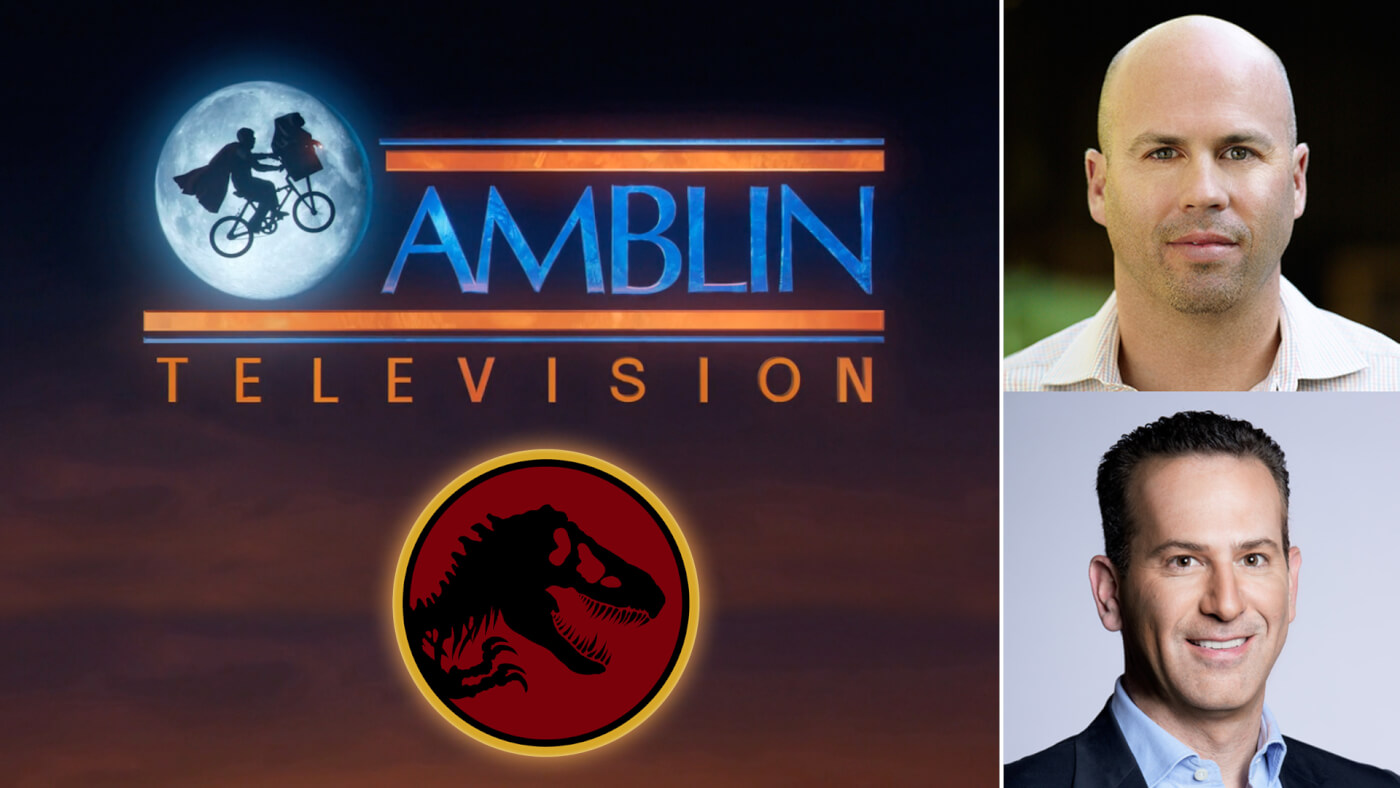 Live-Action 'Jurassic World' Series in Development with Justin Falvey and Darryl Frank at Amblin TV!