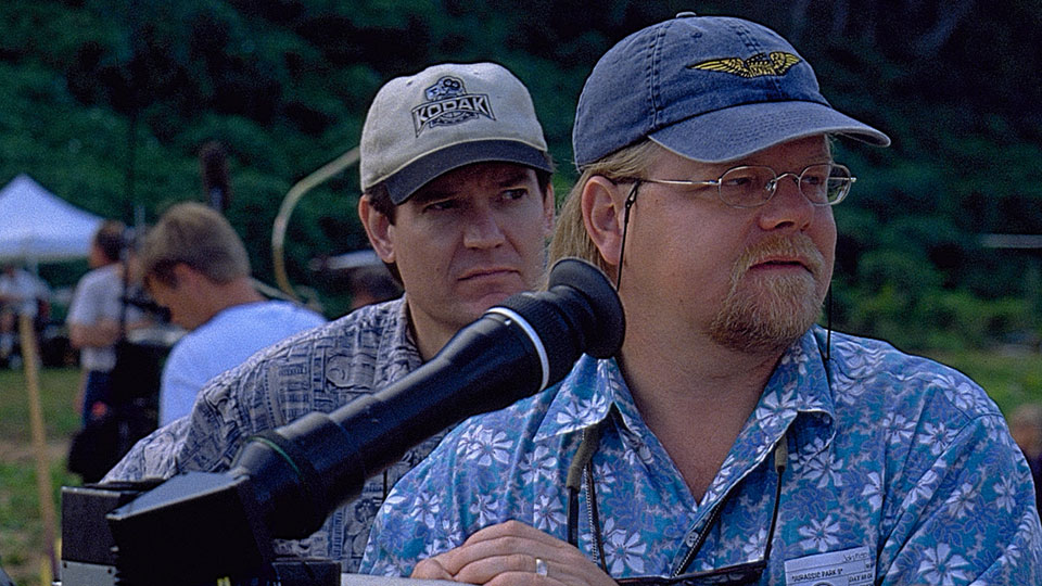 An Interview With Shelly Johnson, ASC – Cinematographer of Jurassic Park 3