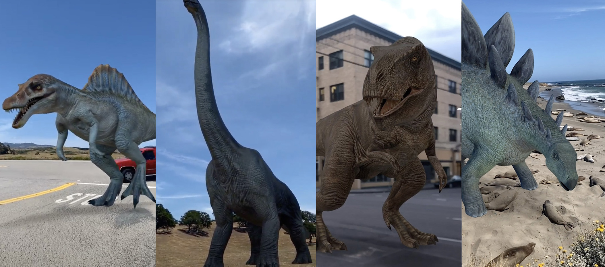 Google and Ludia Collaborate To Bring 'Jurassic World' AR Dinosaurs to Google Search