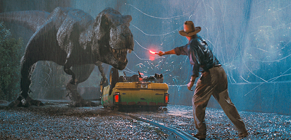 Jurassic Park is Number 1 At The Weekend Box Office!