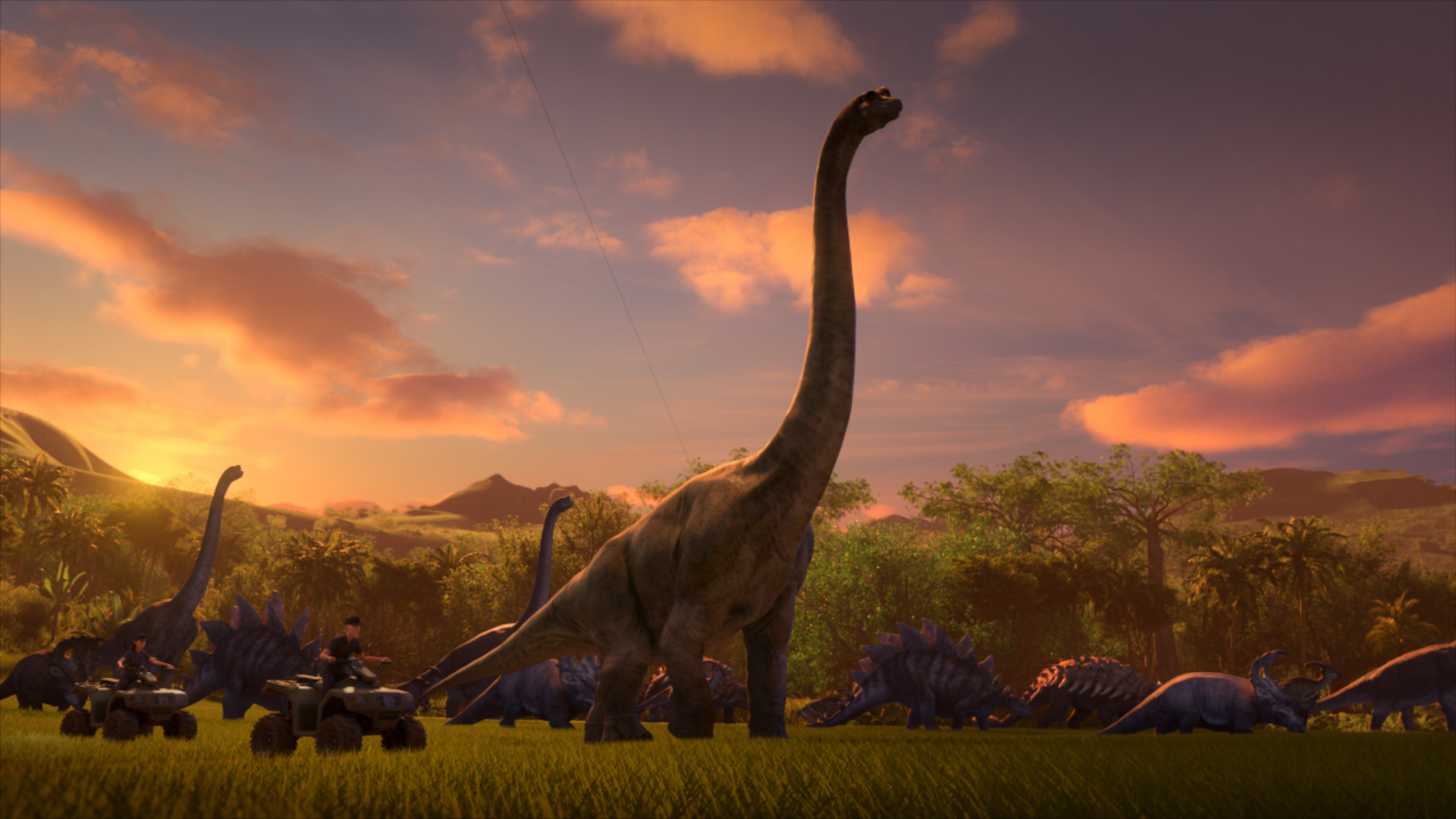 New York Comic Con announces Jurassic World: Camp Cretaceous panel in October