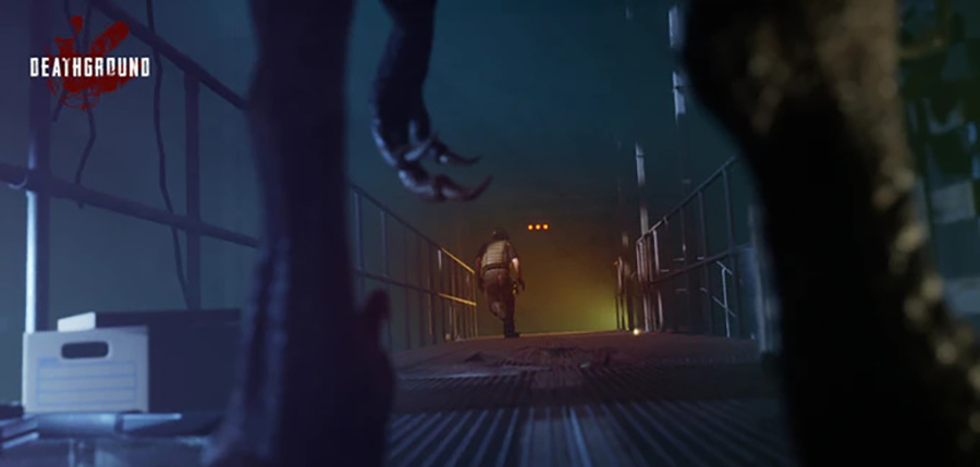 Deathground – The 'Jurassic Park' Style Dinosaur Survival Horror Game That We Need