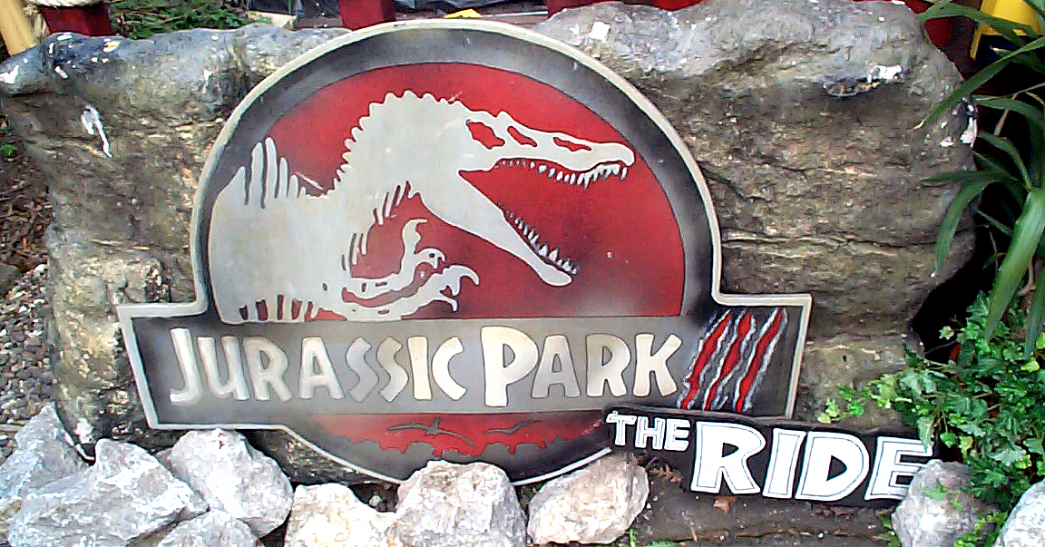 The Lost World of 'Jurassic Park: England'