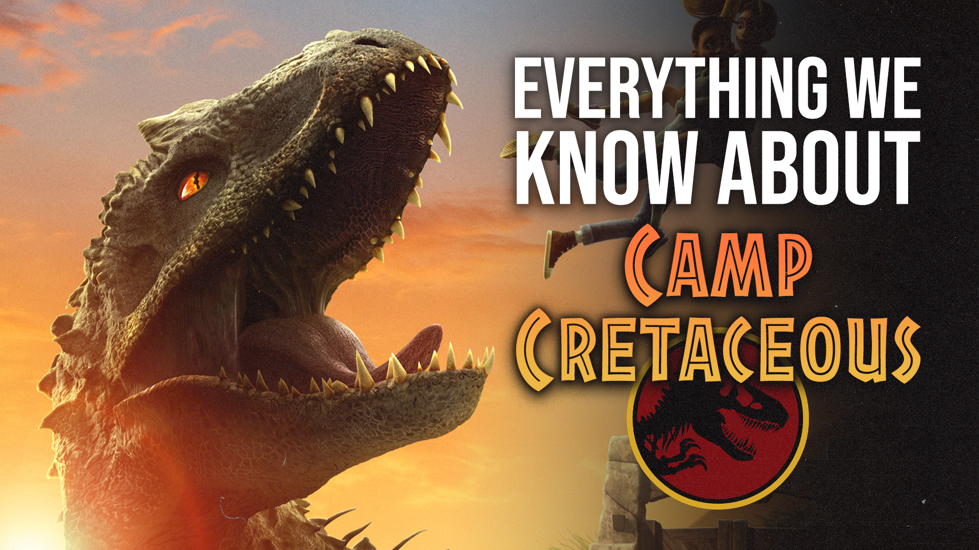 Everything We Know About 'Jurassic World: Camp Cretaceous'