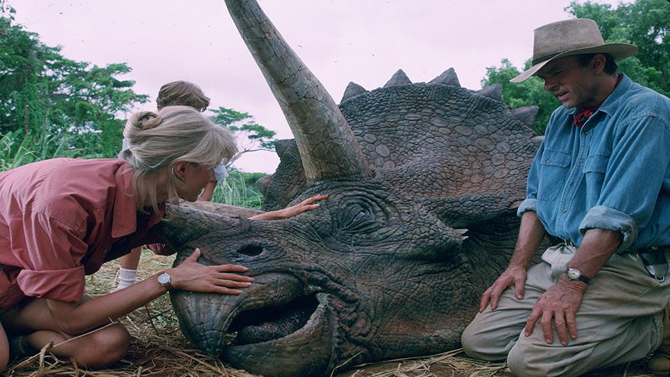 Jurassic becomes first major live-action film franchise to average $1 billion per film