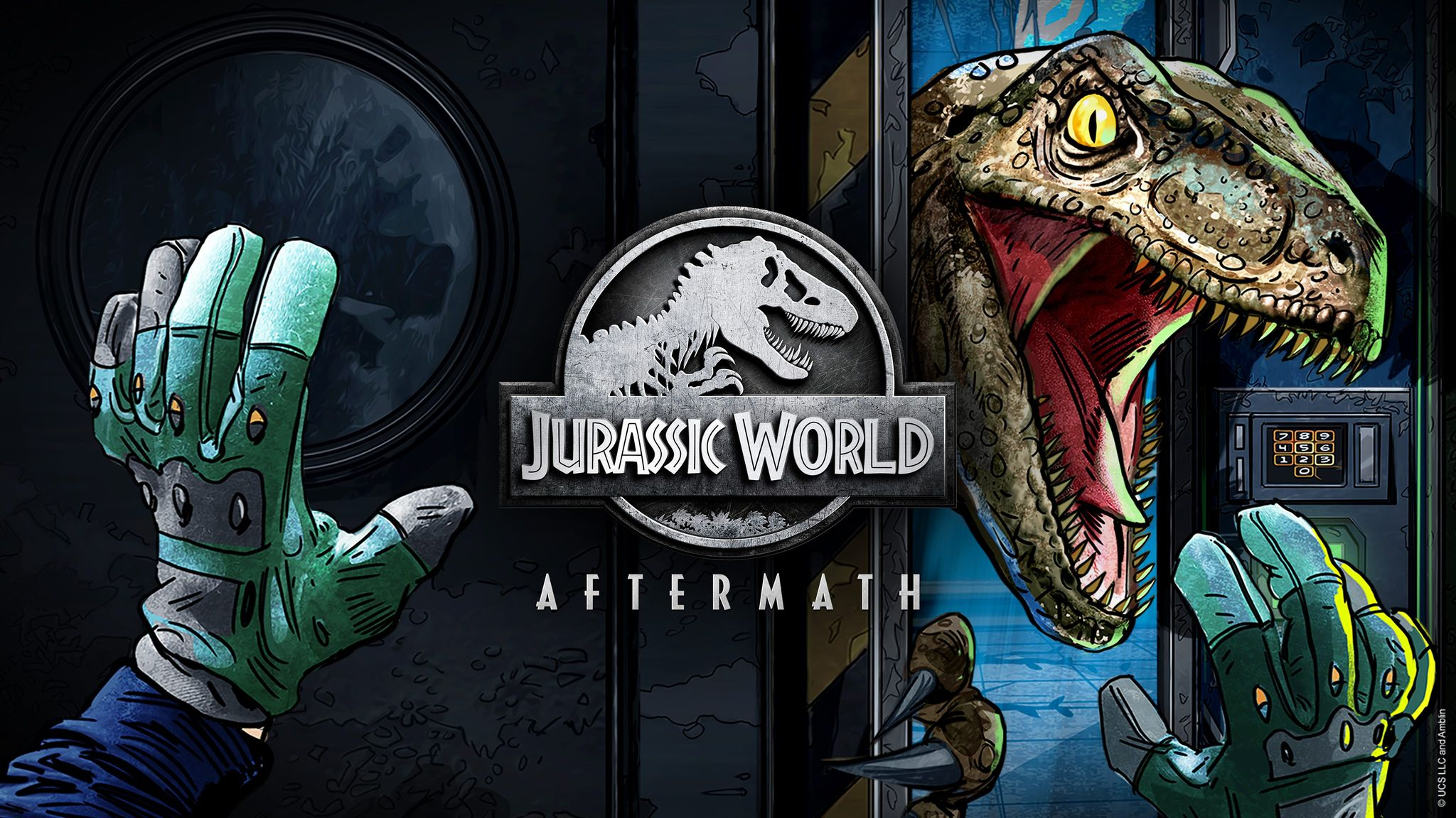 New VR Video Game 'Jurassic World Aftermath' Announced for Oculus Quest