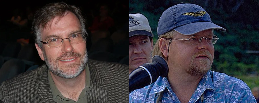 New Interview With 'Jurassic Park' Sound Designer Gary Rydstrom, and 'Jurassic Park 3' Cinematographer Shelly Johnson