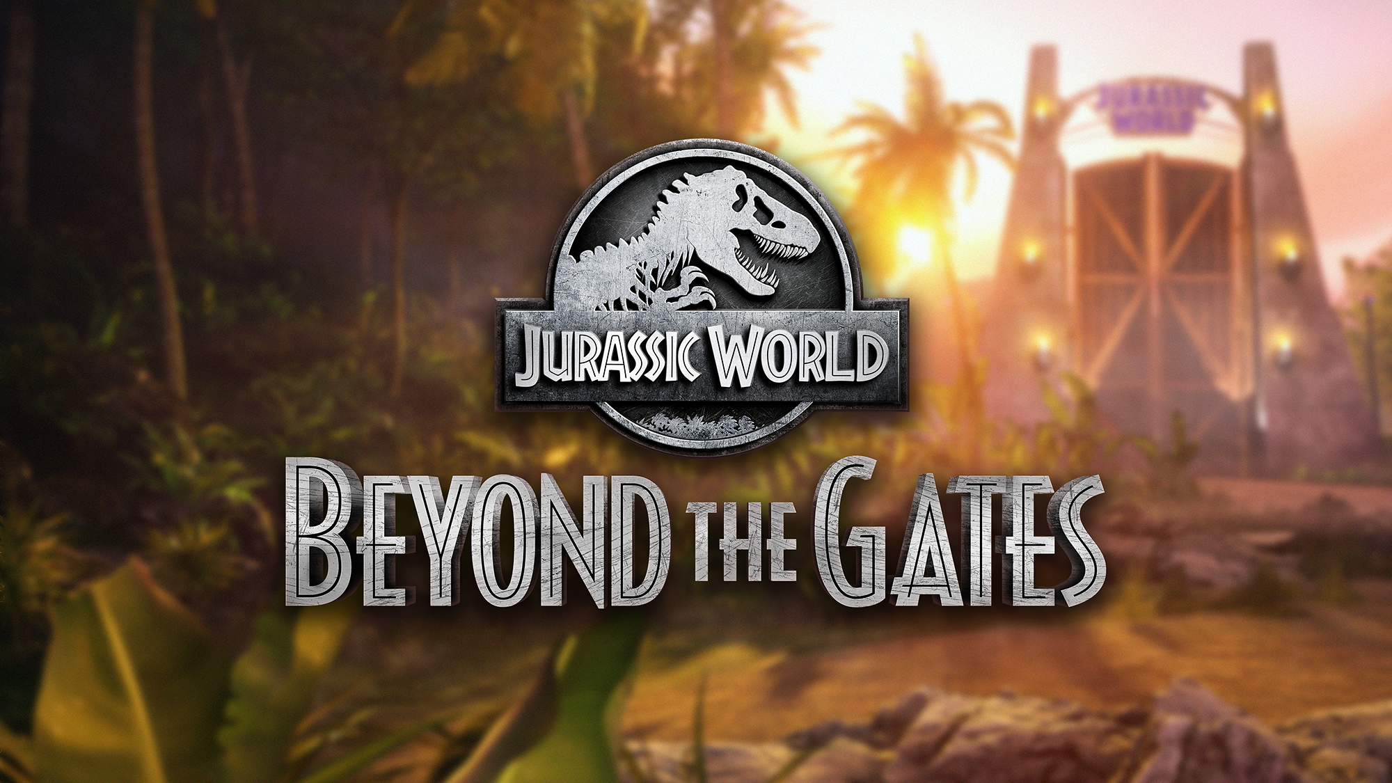 Introducing 'Jurassic World Beyond the Gates' – Live Now on Target.com!
