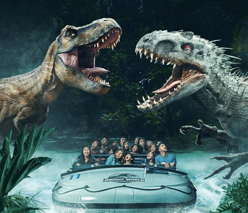 Jurassic World: The Ride To Re-open April 16th with new update!