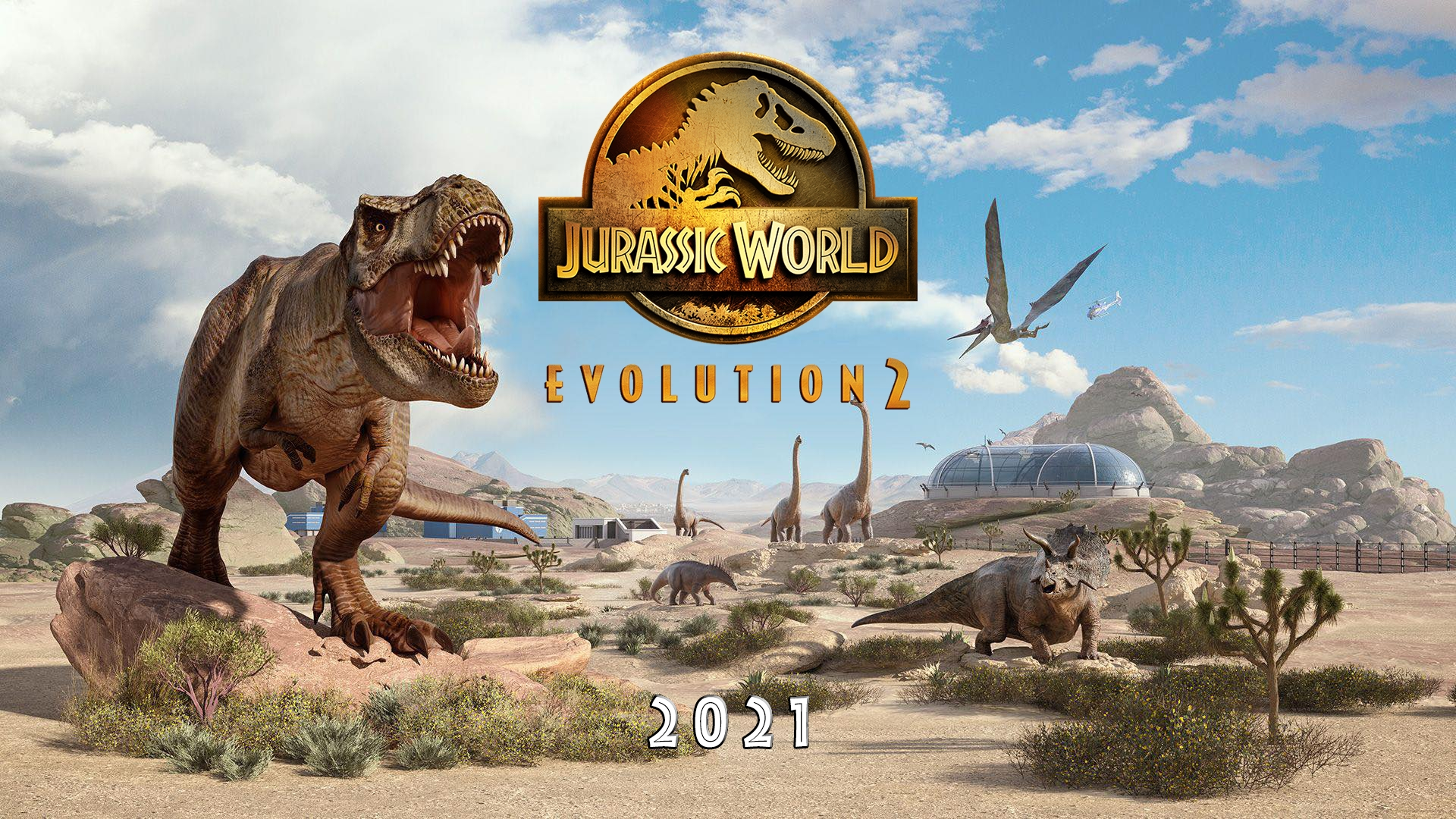'Jurassic World: Evolution 2' Announced At Summer Game Fest – Coming in 2021!