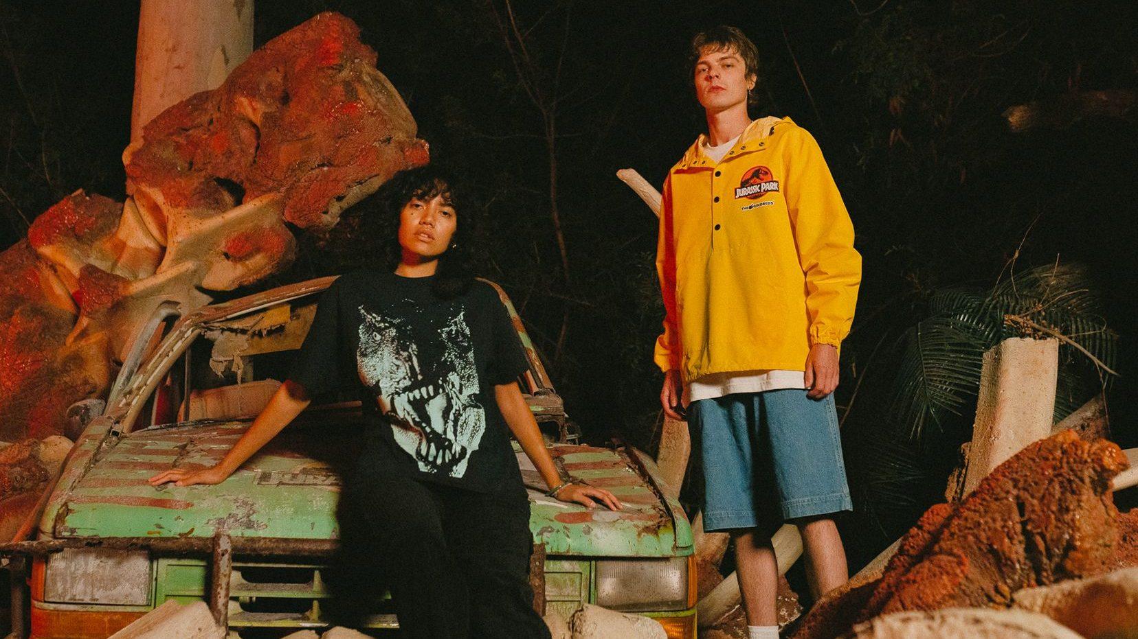 The Hundreds Announces New Jurassic Park Clothing Line