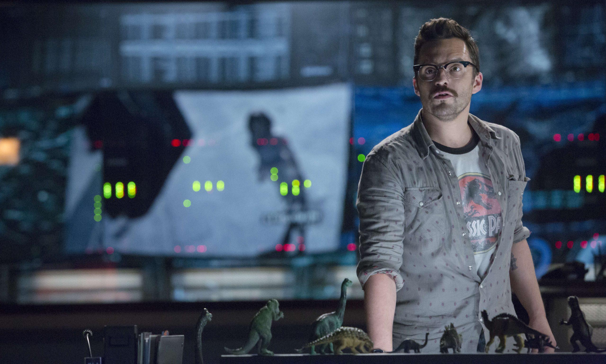 Jake Johnson will not appear in Jurassic World: Dominion