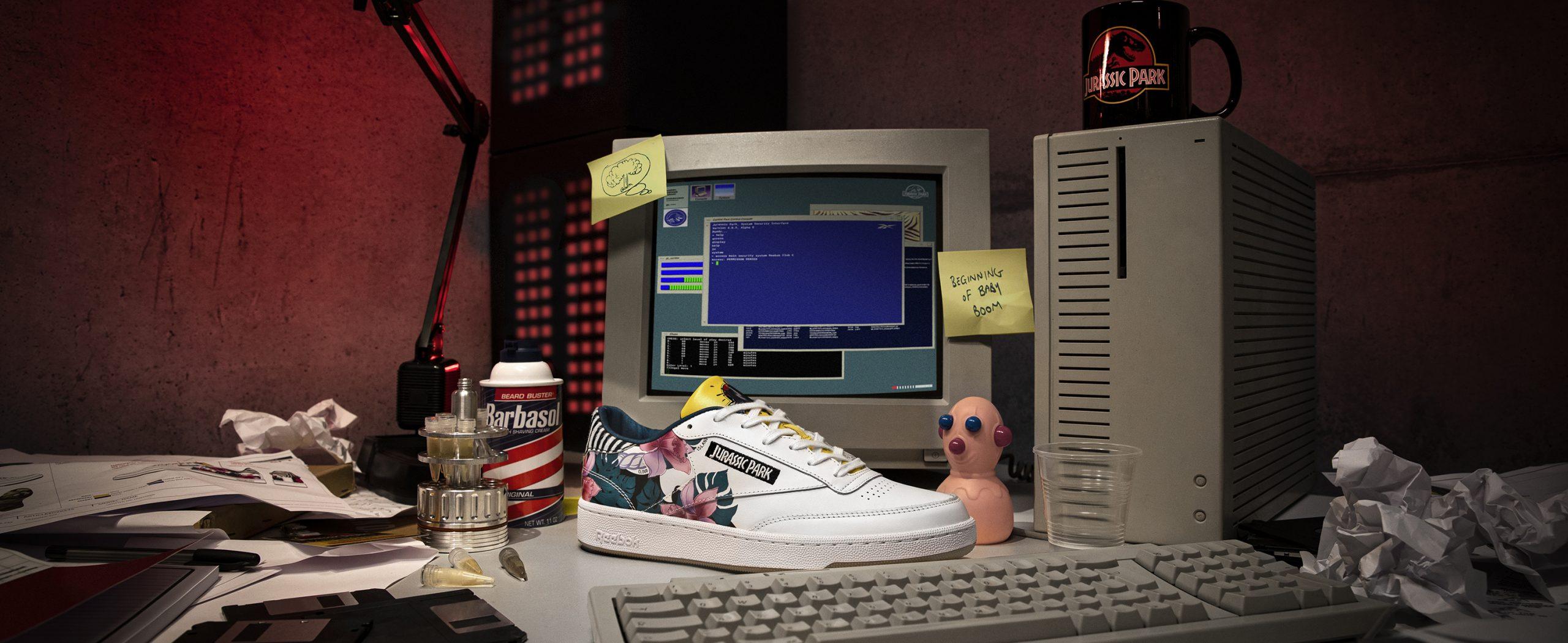REEBOK X JURASSIC PARK Footwear & Apparel Collection REVEALED!