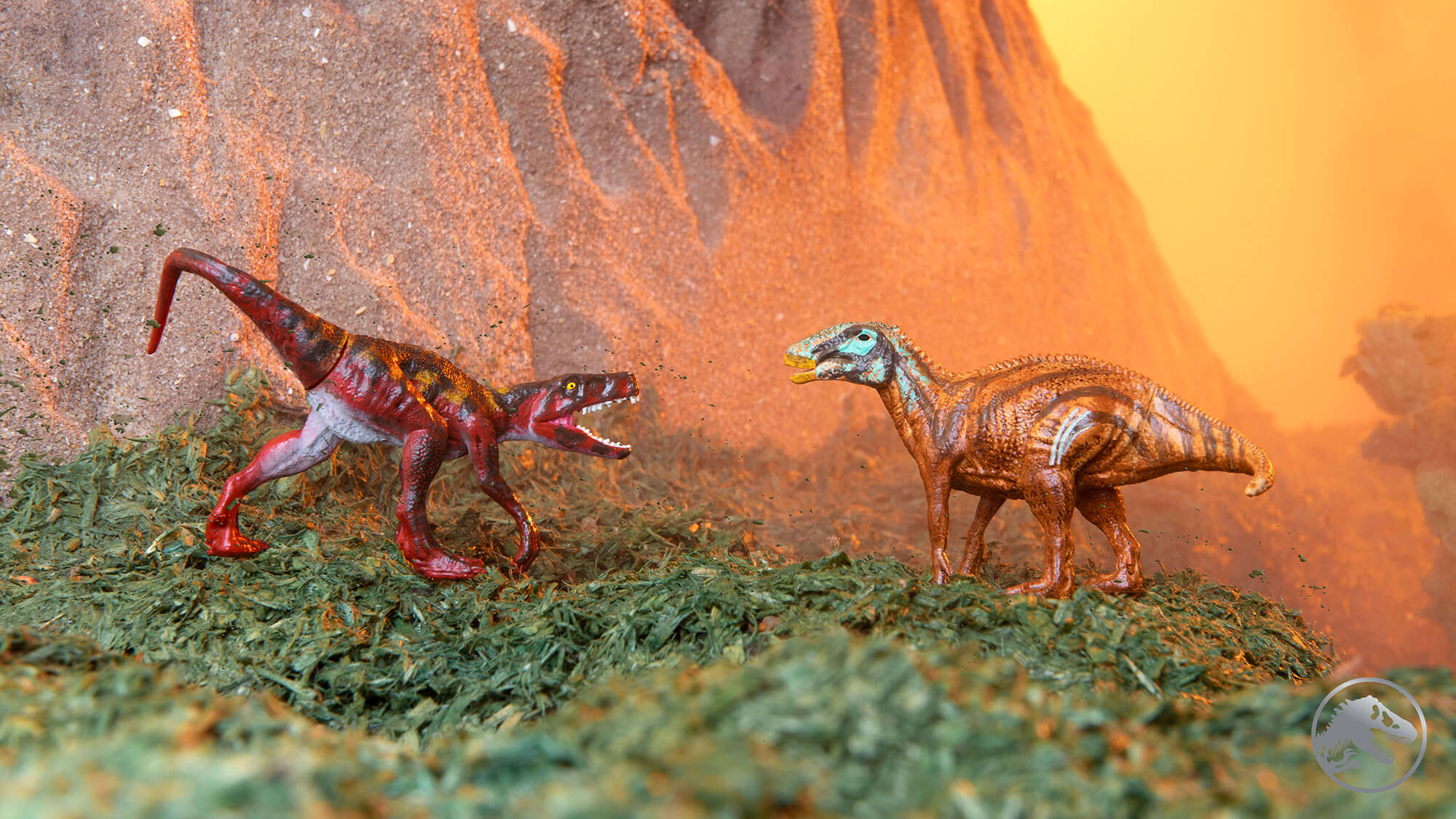 The Jurassic World CAPTIVZ Collection Expands With All-New CLASH Edition!