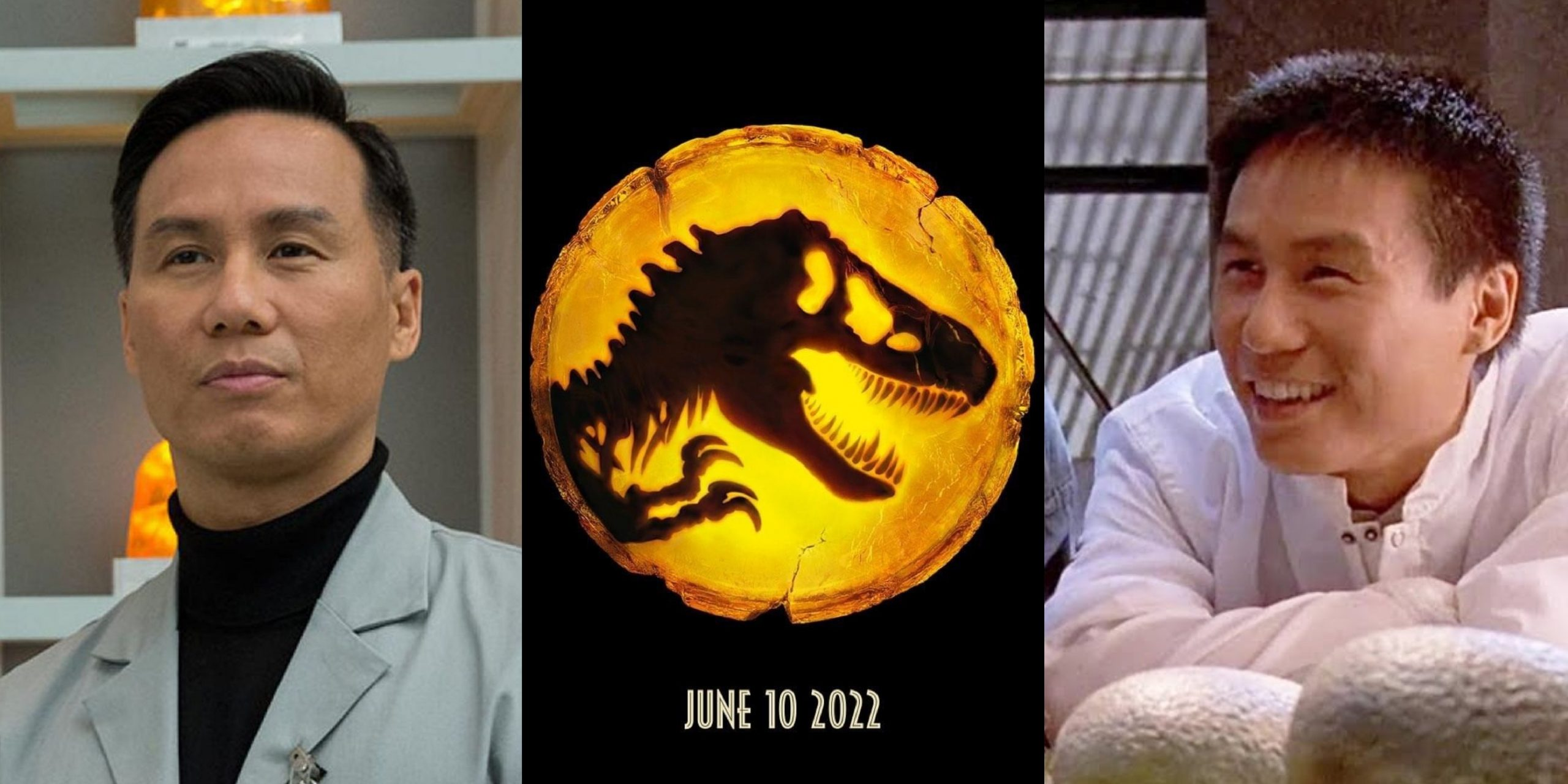 BD Wong Shares His Appreciation for JURASSIC PARK and Excitement for JURASSIC WORLD: DOMINION!
