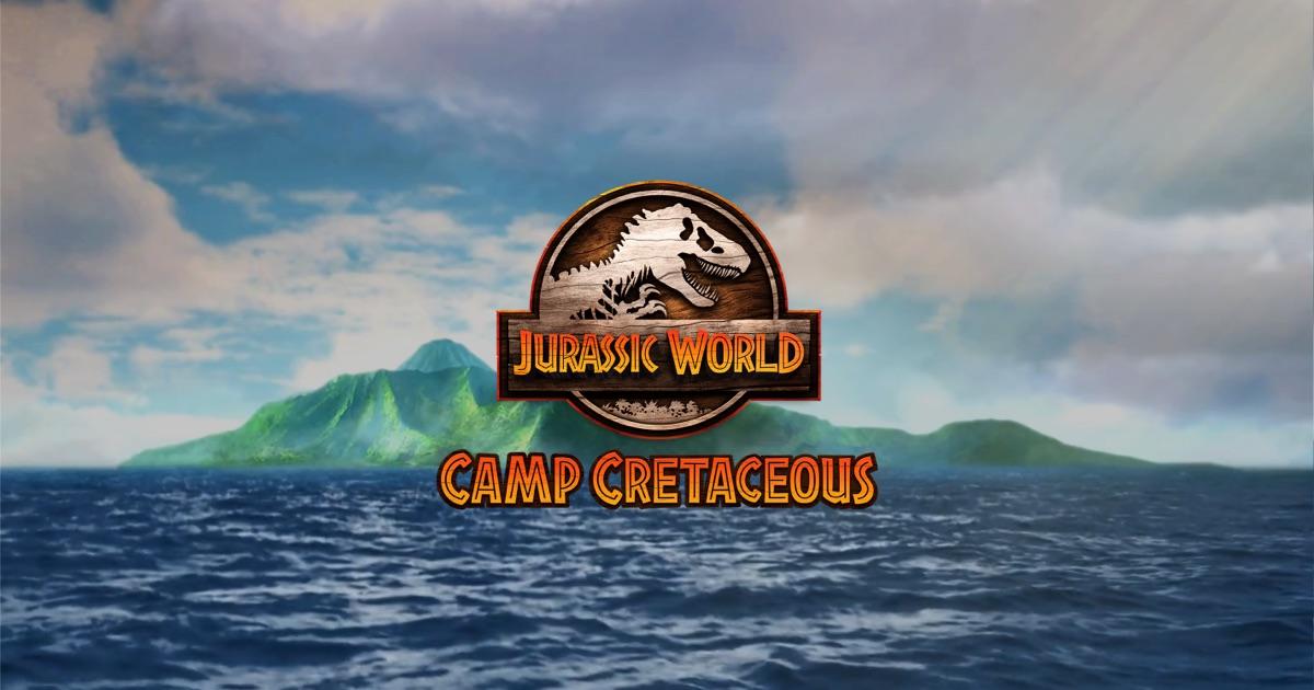 First Jurassic World CAMP CRETACEOUS Season 4 Teaser Reveals Release Date of December 3rd!